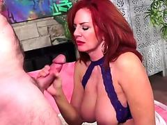 Allie Haze Gives Head and Banged