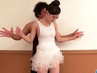 Japan ballerina Miu Kimura hardcore sex with profe - More at javhd net
