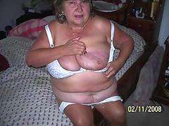 Granny Nancy Black from Florida photo video pt 1