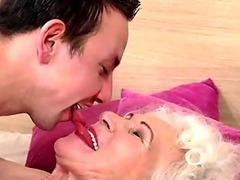LUBED Open Minded Blonde CUMS In Multiple Ways
