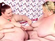 yam-sized nymphs nip Pulling Competition - Which SSBBW Can Take The Nipple Pain