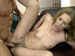 Mature queens moms gobble and pummel youthfull boy
