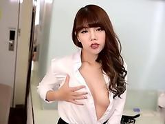 Beautiful asian queen