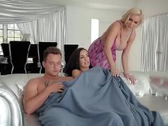 A Girl Knows - Arwen Gold & Sicilia Hot Girl On Girl Dildo Masturbation With Gorgeous Lesbians