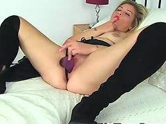 Asian and white lesbians rub their pussies at the hospital