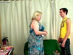 Threesome With The Step-Mom - Lauren Phillips