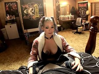Chassidy Lynn - point of view Smoking vengeance Fuck/Creampie
