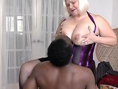Big breasted Sharon Lee toys her hungry vagina