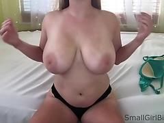 prison cell fuck with a sexy big titty chick