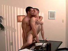 Jerking, Mature, Gay, Collar, Couple