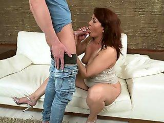 21Sextreme sensuous Mature loves youthful Cock