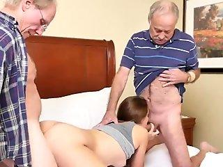 Old lady gives blowjob and sexy granny Introducing Dukke - Naomi Alice