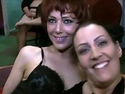 Trans Bella - Mature Shemale Gets Her Ass Spread From Intense Anal Sex