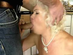 Horny bitch Anna D banged in both holes by big black cocks