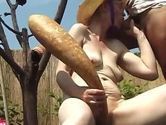 Humping a tight anal tunnel