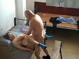 Japan grandpa fucking grandma