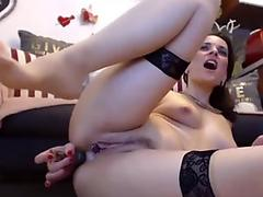 Teen amateur anal dildo ride and fat girl fucked first time crony s sisterly Love