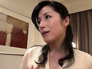 Asian Mom Founds Porn Not Stepson PC Give Him Sex