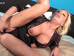 Kagney Linn Karter takes a hard cock
