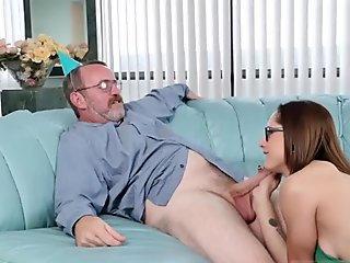 Finally cum in her Pussy