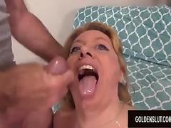 DeNata - huge Tity drill