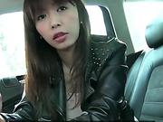FakeTaxi chinese tourist gets her taut pussy pounded