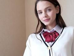 Good girls should study Schoolgirls by Billy Lamas Jr.