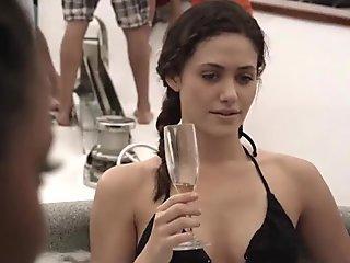 Emmy Rosssum Shanola Hampton Amy Smart Shameless S02E07 2012