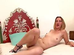 Brazilian slut being fucked by Monster dick