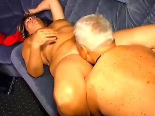 Luxury Amore has big monster tits