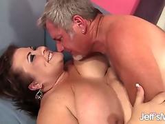 POVD Serious Dick Sucking Skills With Kristen Scott