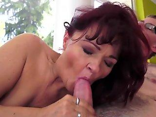 TS Beauty Jamie and Kim double dildo pentration