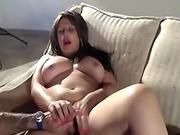 Beautiful exotic woman