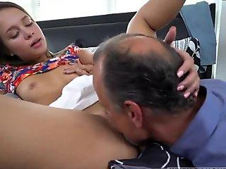 Dad and playmate s daughter 69 please fuck me daddy Liza and Glen hit the bases - Liza Rowe