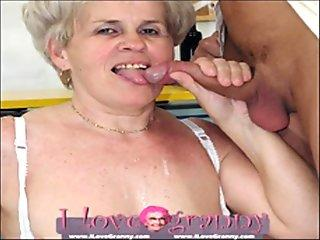 Crazy adult ed of grannies by ILoveGranny