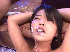 Eririka Katagiri strong facial - More at 69avs.com