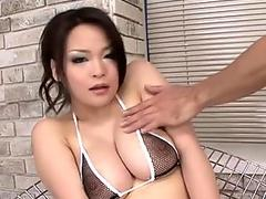 Hot Yuu Haruka squirting babe