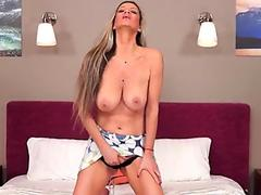 Bigtit mature fucked hard and jizzed on