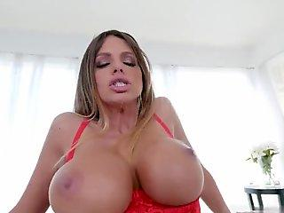 Blindfolded milfplaymate mom Catching my Step-Mom