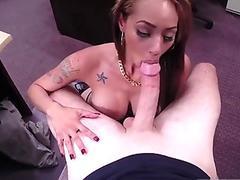 Hotwifexxx - Husband Lets Slut Wife Enjoy Bbc Interracial Big Cock Blowjob