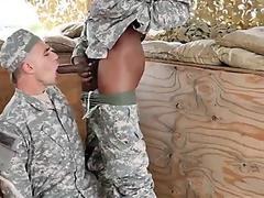 Naked gay soldiers hot wild troops!