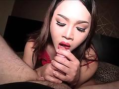 Sloppy BBW gets an Interracial facefuck & Anal