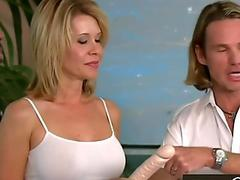 duddy's playmate fucks mom while stuck under bed Jane Doux in When Father