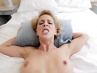 Fuck My New Latina Maid IN ALL HOLES CREAMPIE