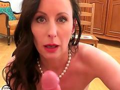 Shemales Domino and Jane masturbating outside