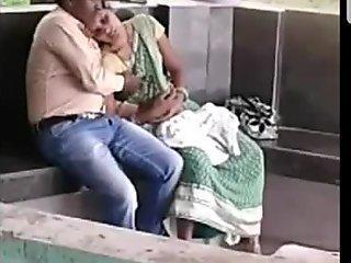 Desi really hidden camera public voyeur sex caught in park