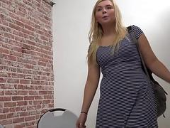 Awesome Courtney Taylor Gets Rut...