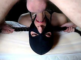 Throat Fucking Toy, Valentina Holmes