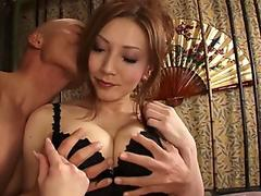 glamour hook-up with japanese cutie