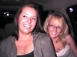 ex girlfriends private party video and their friends the